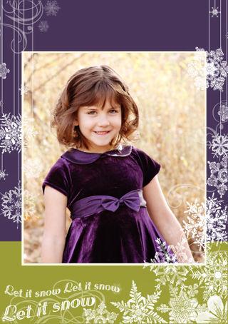 BH Christmas5x7-1 purple green